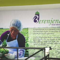 Restaurante Berenjena  en Bogotá