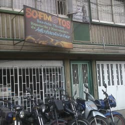 Sofimotos en Bogotá