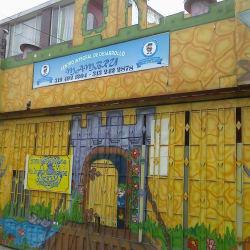 Centro Integral de Desarrollo Mambrú en Bogotá