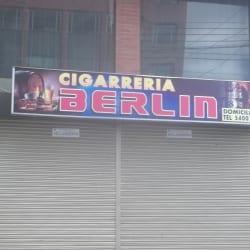 Cigarreria Berlin en Bogotá