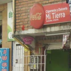 Cigarreria y Dulceria Mi Tierra  en Bogotá