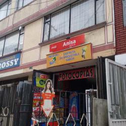 Cigarreria y Papeleria Anisa  en Bogotá