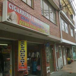 Cigarreria y Salsamentaria Calle 87  en Bogotá
