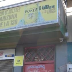 Club de Billares Arizona de la 130 en Bogotá