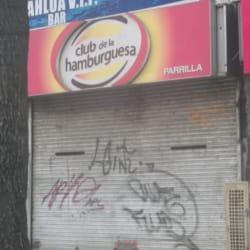 Club de la Hamburguesa en Bogotá