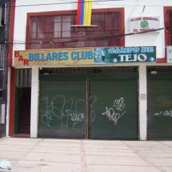 Club Social El Trebol  en Bogotá