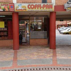Coffi-Pan San Pedro Plaza en Bogotá