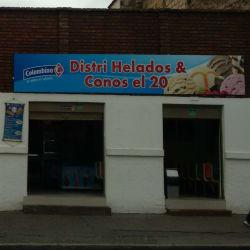 Colombina Distri Helados & Conos el 20 en Bogotá
