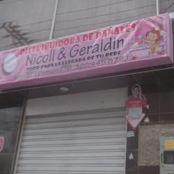 Distribuidora de Pañales Nicoll & Geraldin en Bogotá