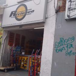 Distribuidora de Ruedas Riviesco en Bogotá