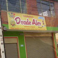 Distribuidora Donde Alex  en Bogotá