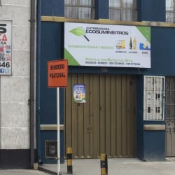 Distribuidora Ecosuministros en Bogotá