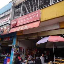 Panadería Gold Cream en Bogotá