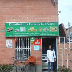 Distribuidora Lacteos del Norte  en Bogotá