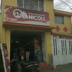 Lacteos y Salsamentaria Fanicoll en Bogotá