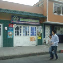 Distrihuevos Mayk en Bogotá