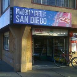 Panadería San Diego en Bogotá