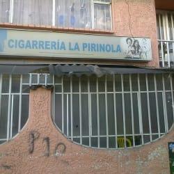 Cigarrería La Pirinola en Bogotá