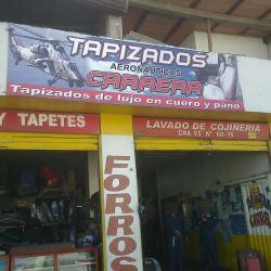 Tapizados Aeronauticos en Bogotá