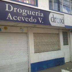 Droguería Acevedo V. en Bogotá