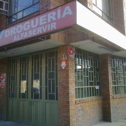 Droguería Alfa Servir en Bogotá