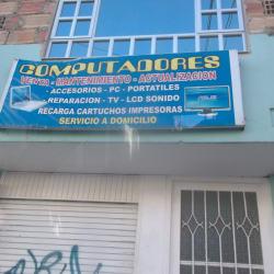 Computadores Venta y Mantenimiento Calle 130C en Bogotá