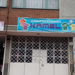 Confecciones Kamel  en Bogotá