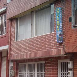 Confecciones 2° Piso en Bogotá