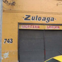 Ferretería Repuestos Zuloaga  en Santiago
