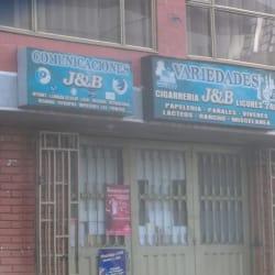 Comunicaciones Variedades J&B en Bogotá