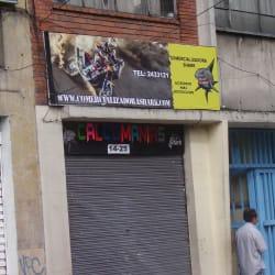 Comercializadora Shark  en Bogotá