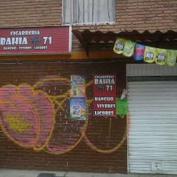 Cigarreria Bahia Punto 71 en Bogotá