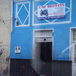CM Motos  en Bogotá