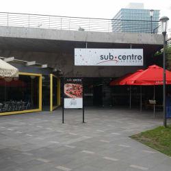 Subcentro Escuela Militar en Santiago