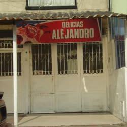 Delicias Alejandro en Bogotá