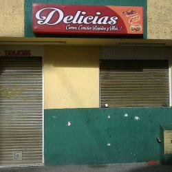 Delicias Comidas Rápidas en Bogotá