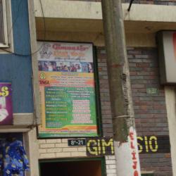 Gimnasio Iroy Body en Bogotá