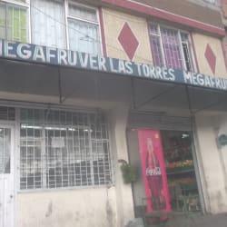 megafruver los torres en Bogotá