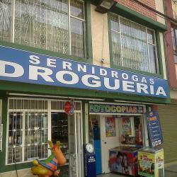Sernidrogas en Bogotá
