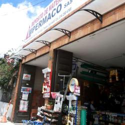 Deposito de Materiales Impermaco S.A. en Bogotá
