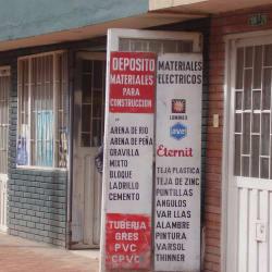 Deposito de Materiales Para Construccion Calle 129 con 104 D  en Bogotá