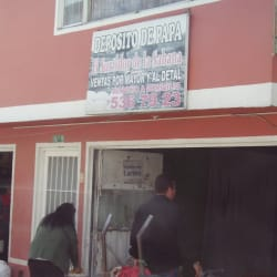 Depósito de Papa El Surtidor de La Sabana en Bogotá