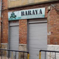 Baraya  en Bogotá