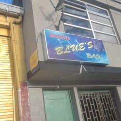Disco Blue´s Bar en Bogotá