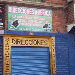 Direccion America  en Bogotá