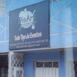 DisArt Entertainment en Bogotá