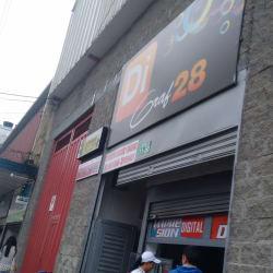Di Graf 28 en Bogotá