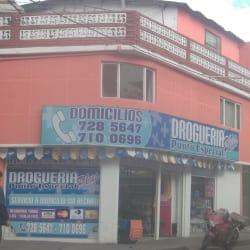 Drogueria Pluss en Bogotá