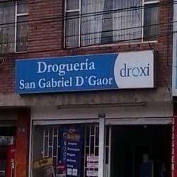 Droguería San Gabriel D'Gaor  en Bogotá