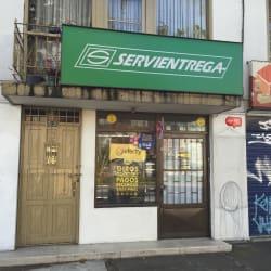 Servientrega Avenida 72 Carrera 21 en Bogotá